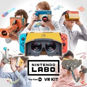 Nintendo Labo Toy-Con 04: VR Kit