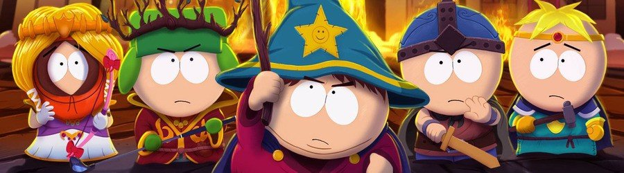 South Park: The Stick of Truth (Switch eShop)