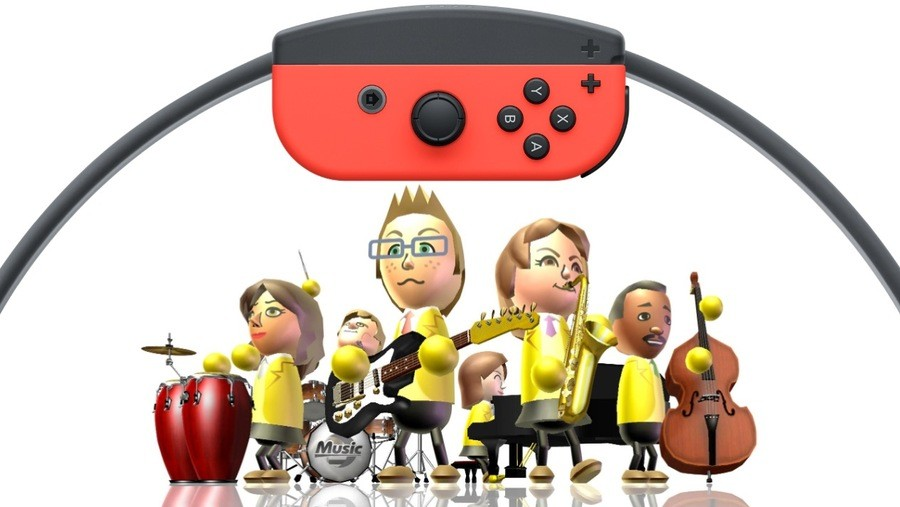 Wii Music's talented band of Miis would be all over this...