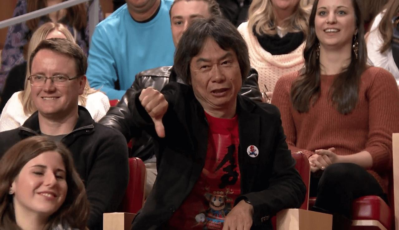 Miyamoto's Kids Played
