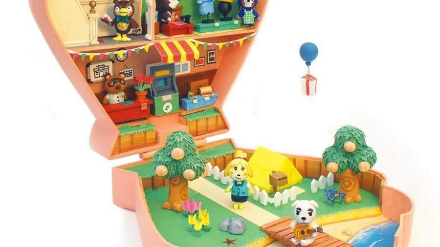 Animal Crossing Polly Pocket