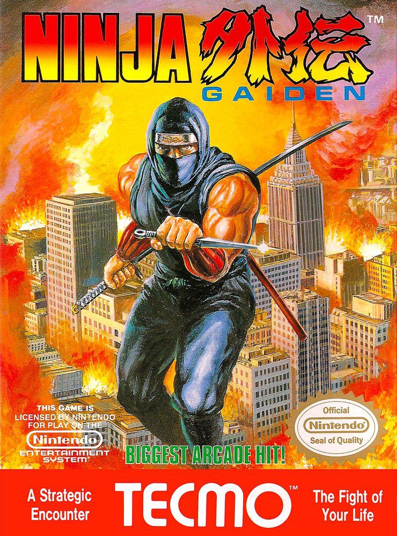 Game Ninja Gaiden Wallpaper: Poll: Box Art Brawl #17