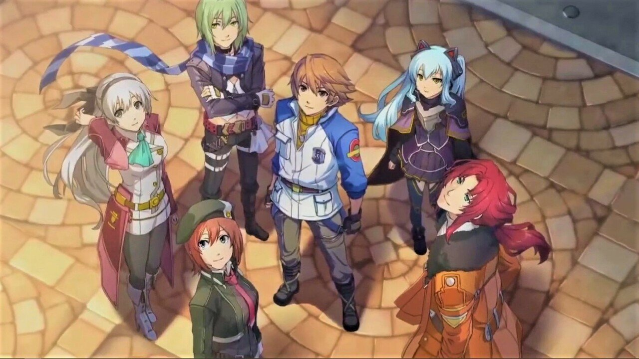 Nihon Falcom Announce Four More 'Trails' Games Coming To Switch In The West