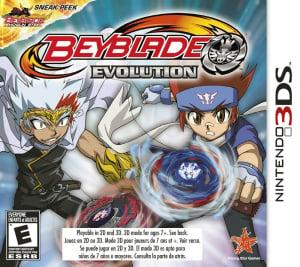 Beyblade: Evolution
