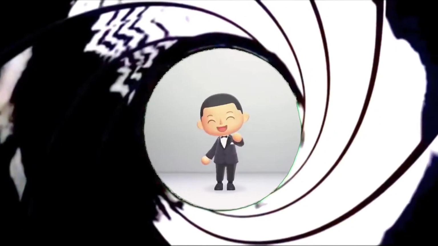 Δείτε την αλα Animal Crossing εισαγωγή του GoldenEye 007!