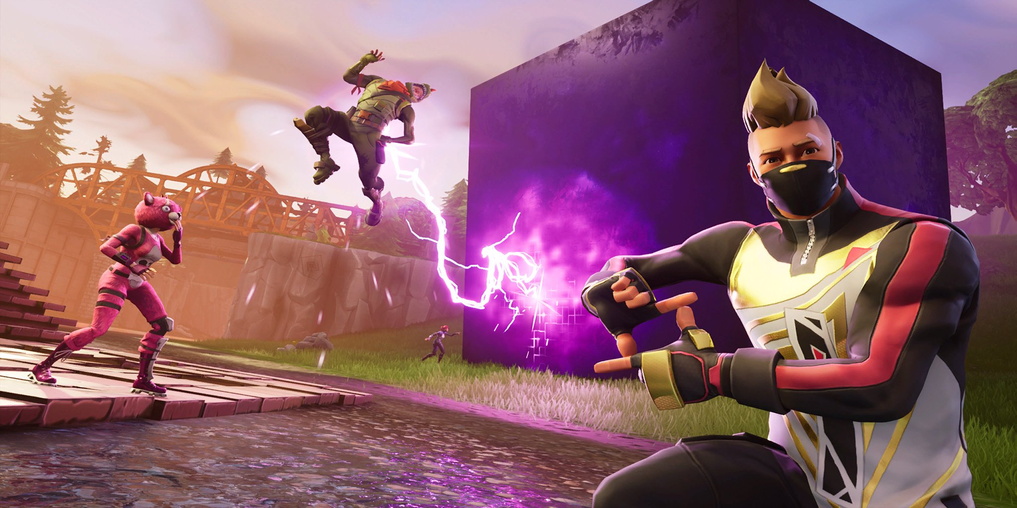 Fortnite Is Getting A $30 Physical Edition On Switch Courtesy Of