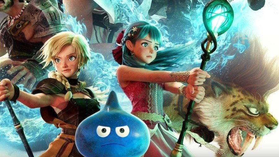Stream Dragon Quest Your Story Right Now On Netflix Nintendo Life