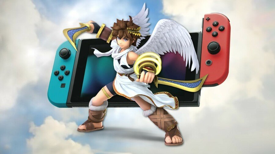 Kid Icarus Uprising Switch