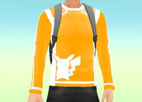 Pikachu Pullover