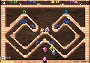 Bubble Bobble, now with 4 players