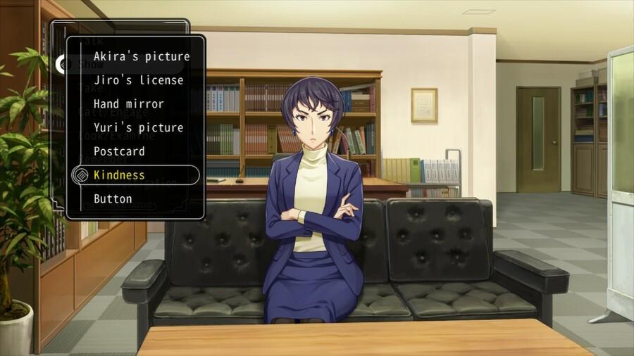 Mean lawyer lady