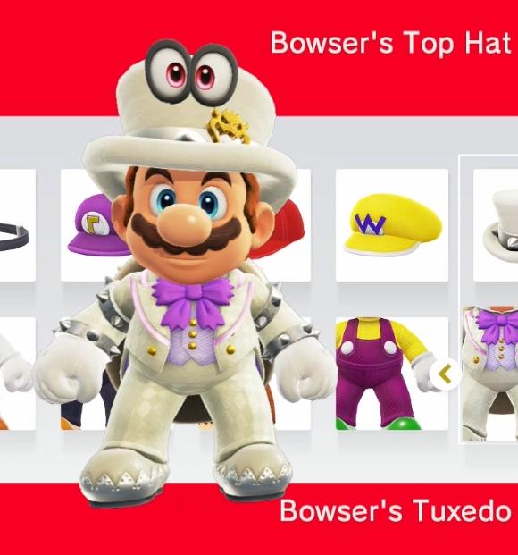 Super Mario Odyssey Amiibo Outfit Unlocks Guide Nintendo Life