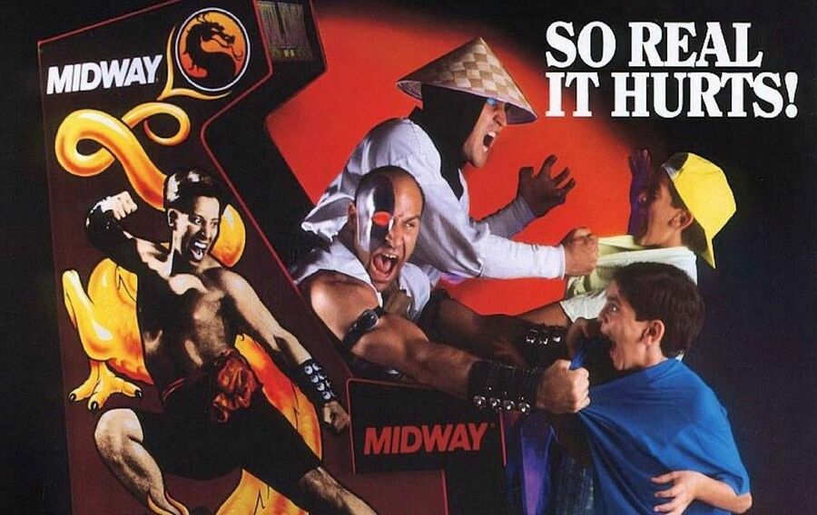 Mortal Kombat's digitised visuals and blood-soaked special moves made it a hit in the arcades, creating plenty of interest in a home port