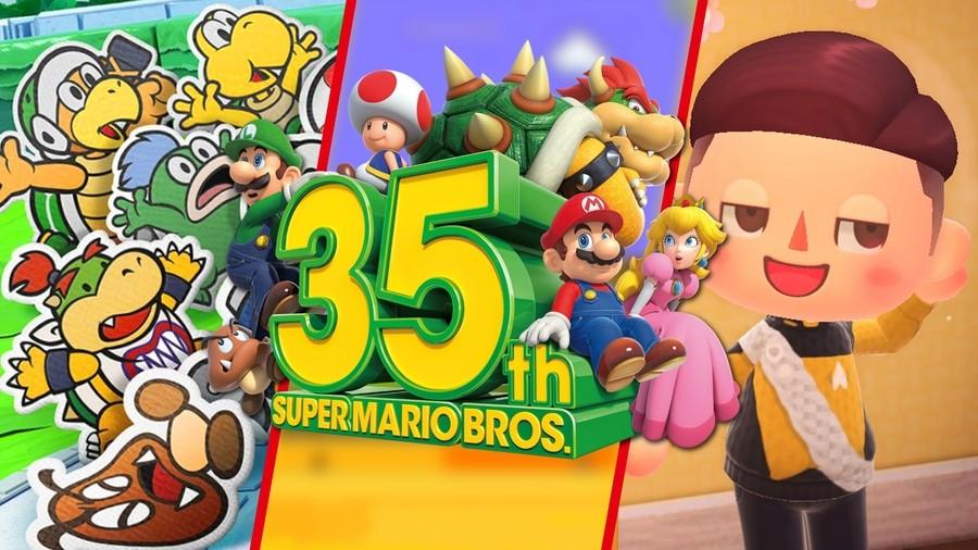 Best Nintendo Moments 2020