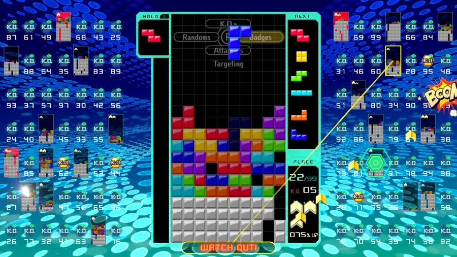 Tetris 99 Grand Prix Event Hits Europe This Weekend, £10