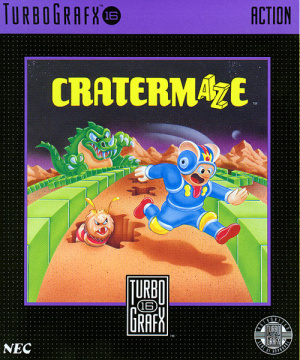 Cratermaze