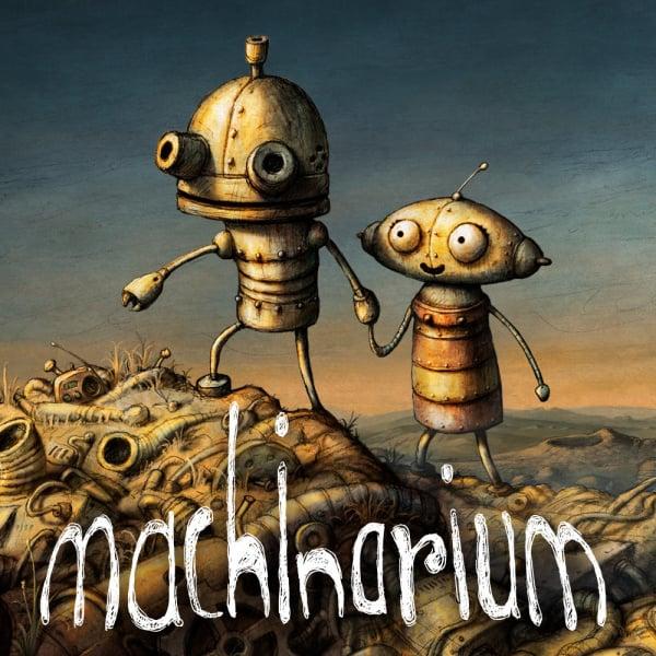 Machinarium Review (Switch EShop)