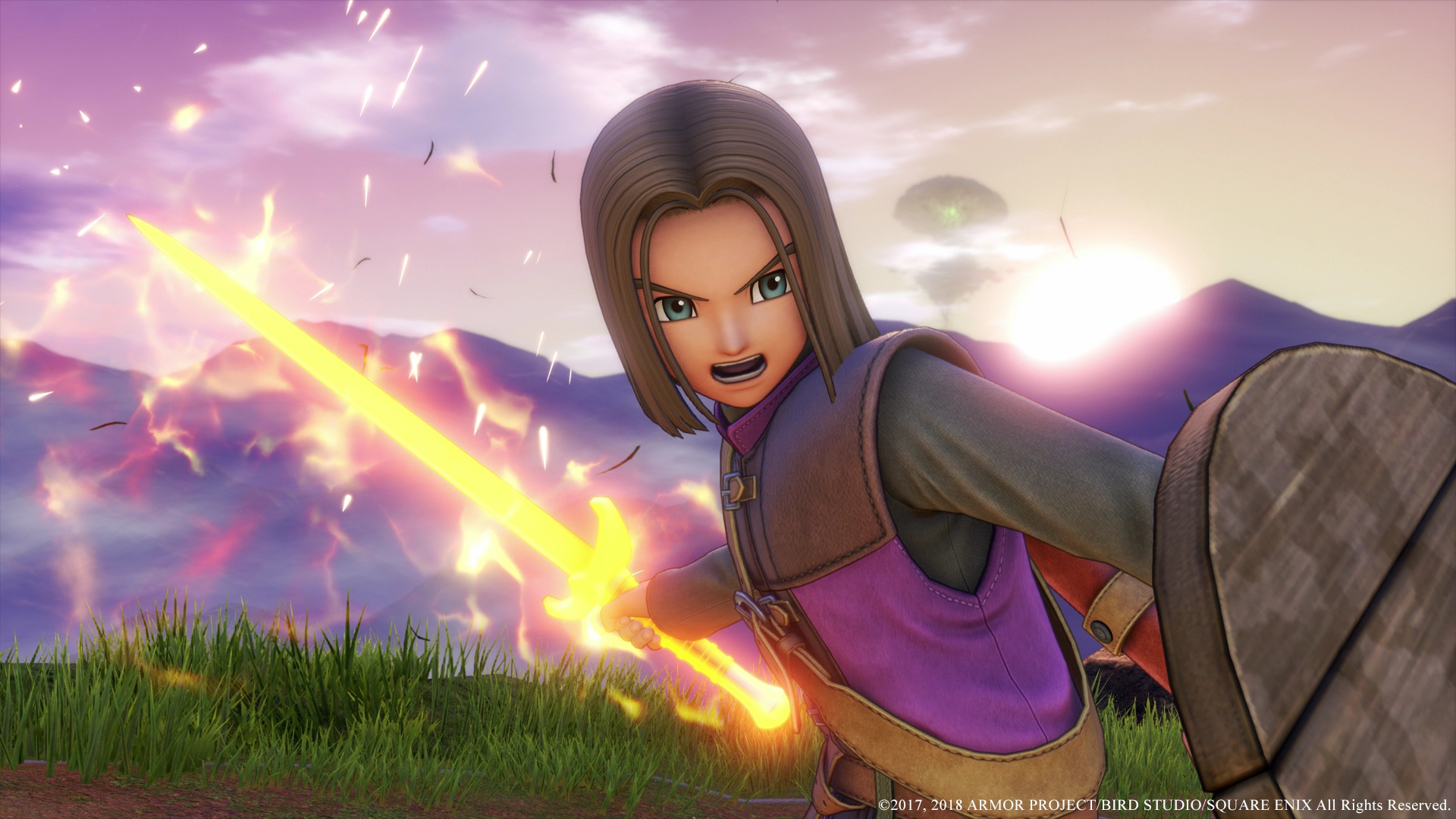 Japanese Charts: Dragon Quest XI S Fends Off Ghost Recon: Breakpoint To Stay Number One