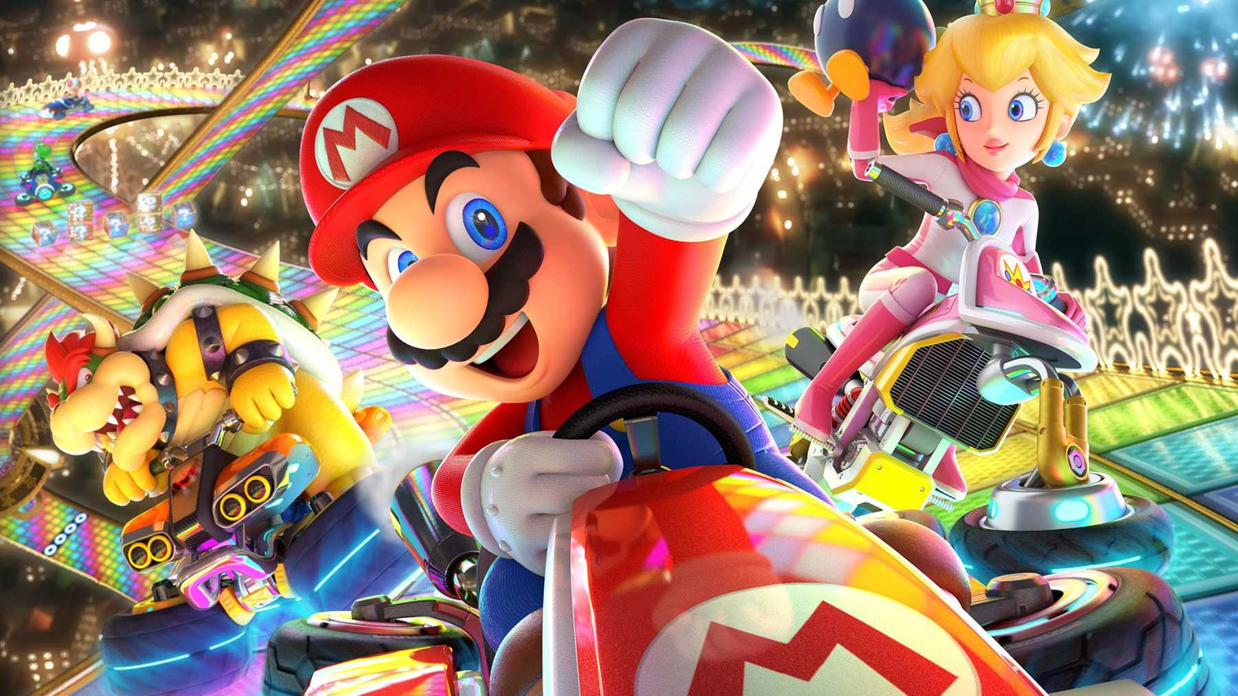 It S Been Three Years Since Mario Kart 8 Deluxe Was Released On