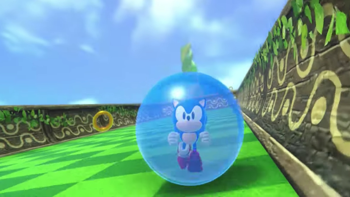 Super Monkey Ball Banana Mania Trailer Shows Sonic And Tails In Action