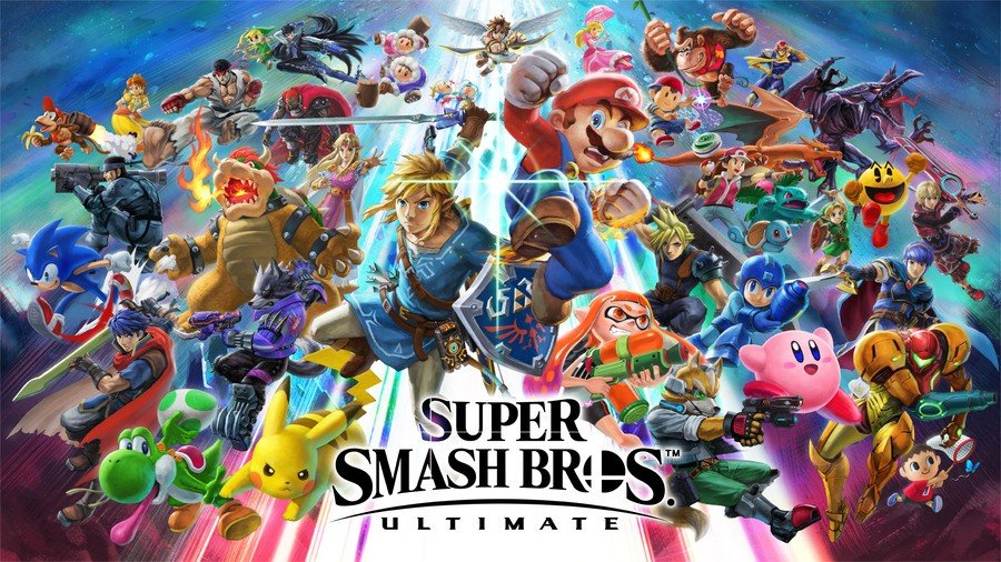 Super Smash Bros bUltimate
