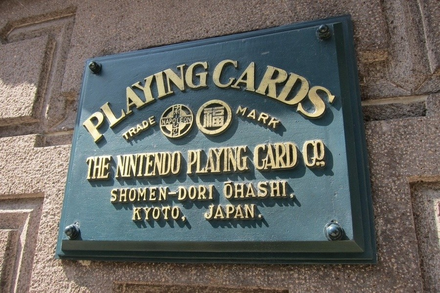 Nintendo Playing Cards IMG