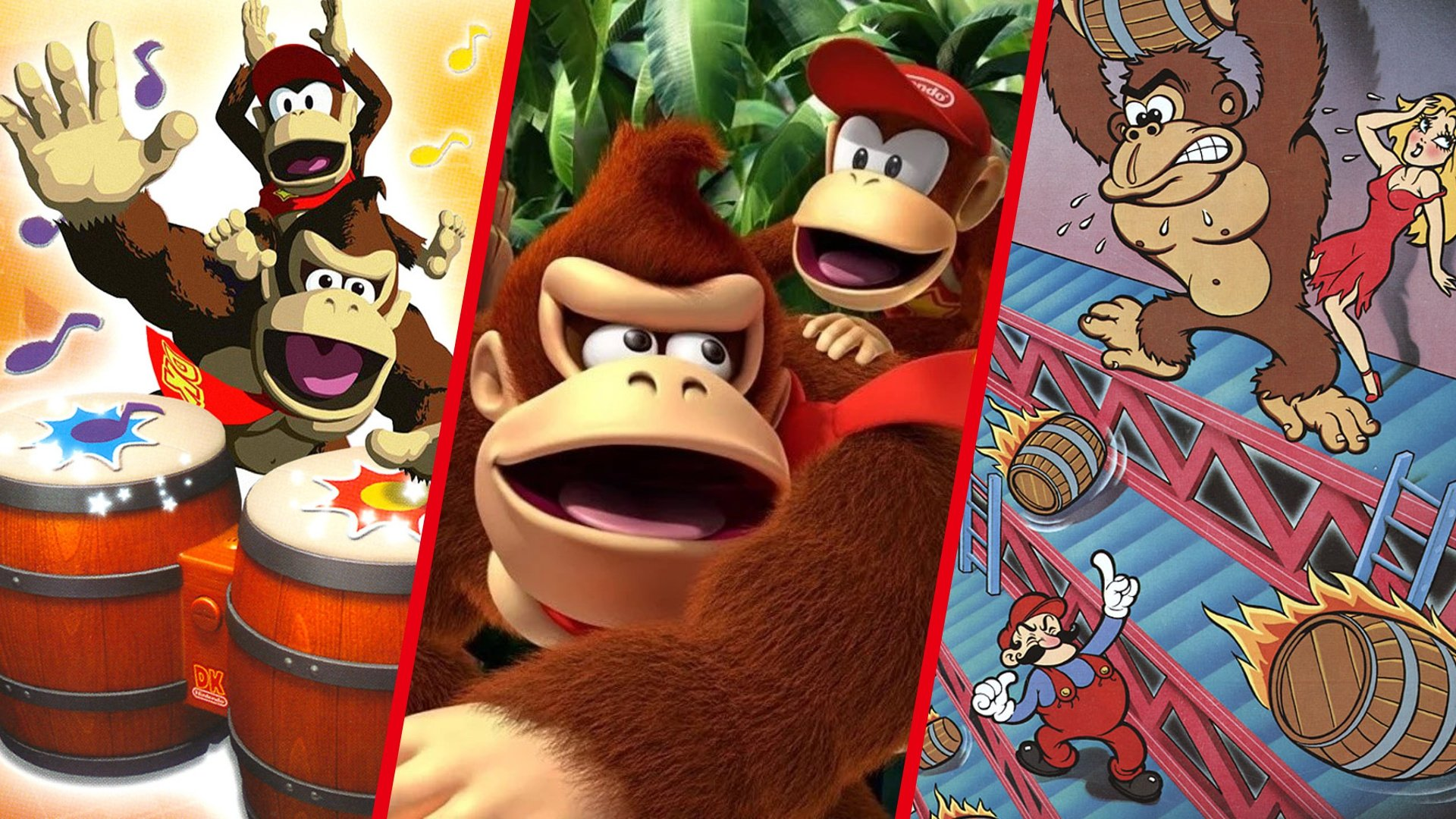 Feature: Best Donkey Kong Games Of All Time