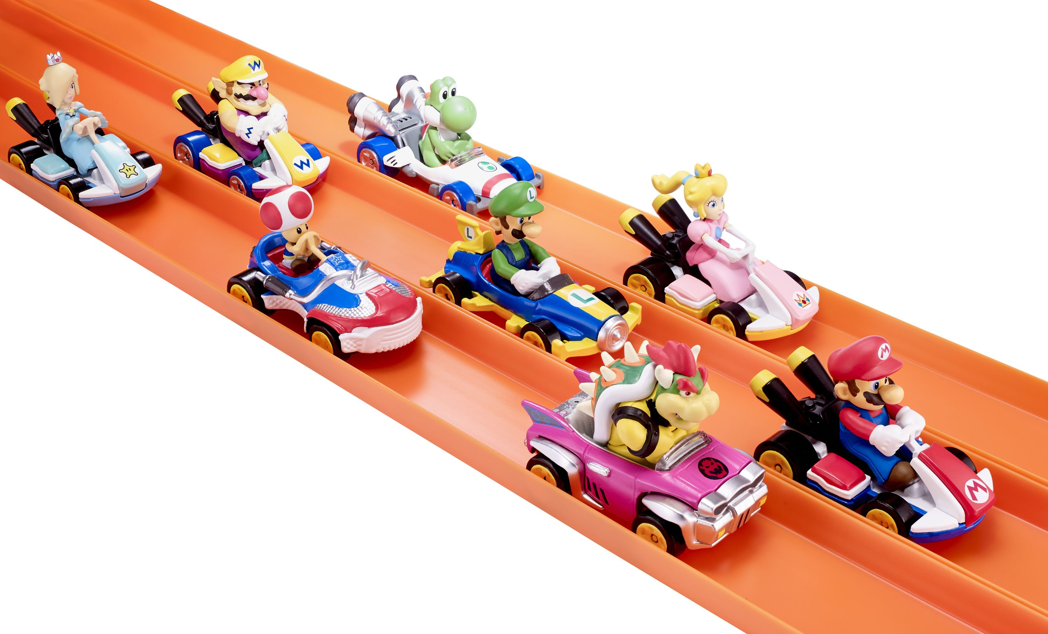 Mattel Is Releasing Mario Kart Themed Hot Wheels Racers Nintendo Life