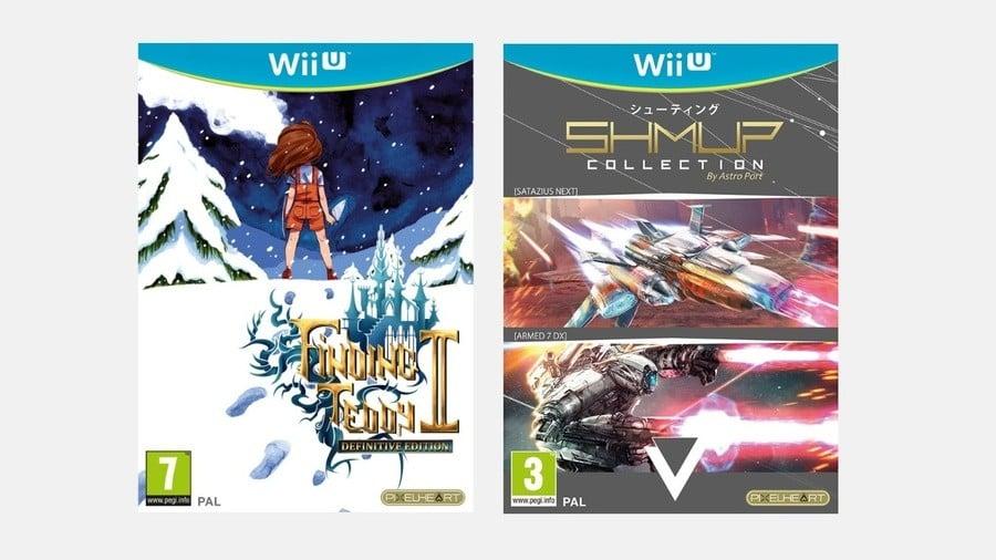 Wii U Box Arts
