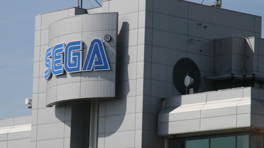 Sega Europe office