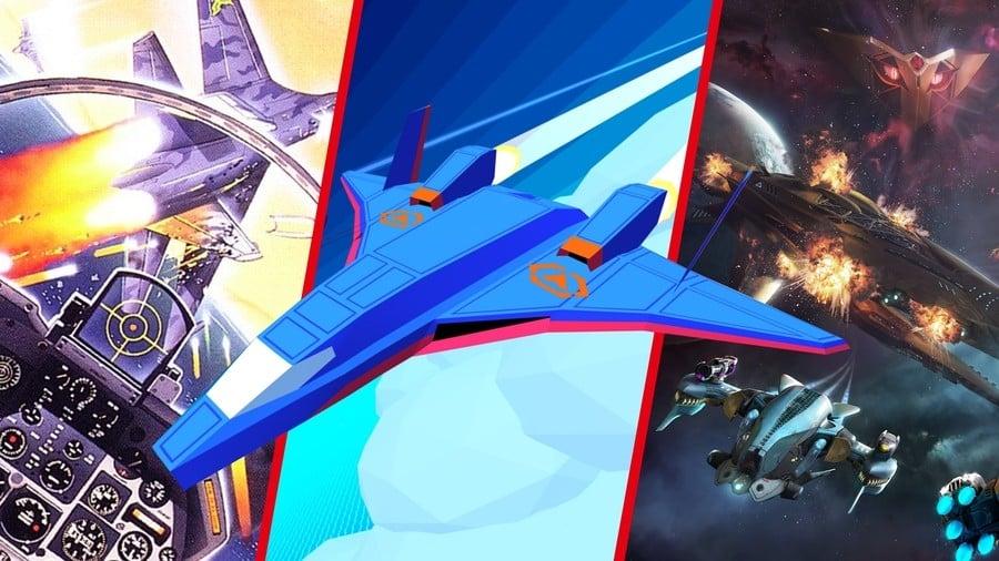 Best Flight Combat Games On Switch
