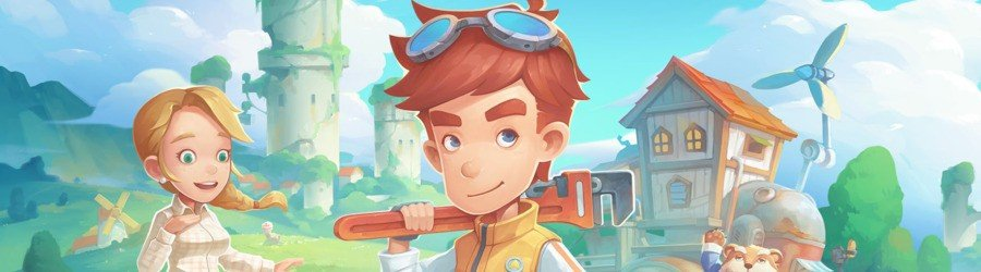 My Time at Portia (Switch)