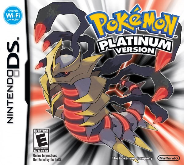 Pokémon Platinum (DS) Game Profile | News, Reviews, Videos