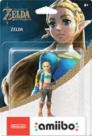 Zelda amiibo Pack