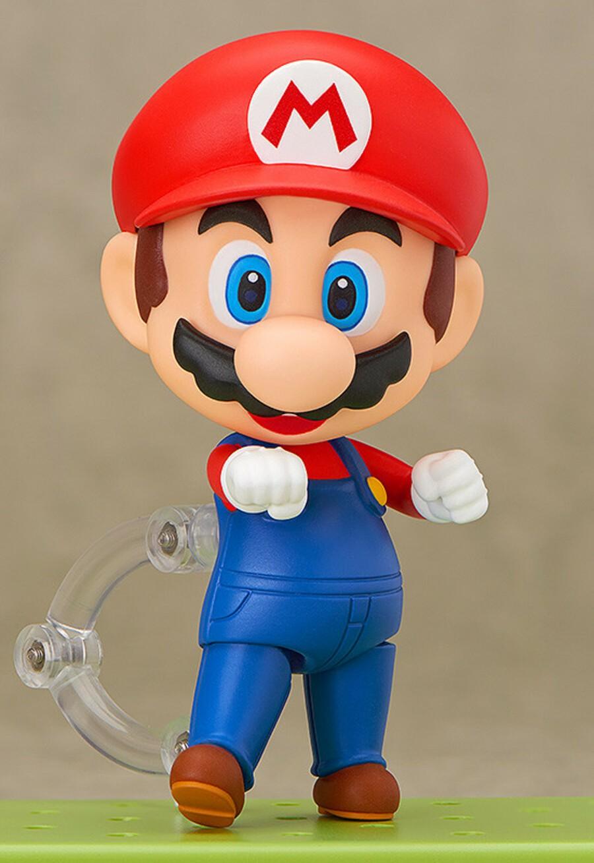 Mario on own