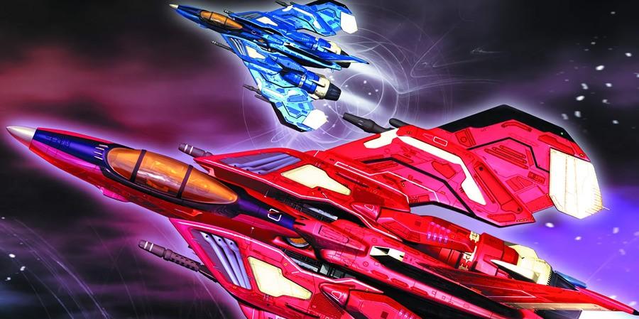 Raiden IV X Mikado