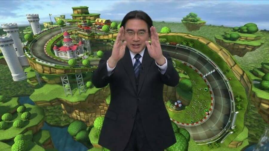 MK8 Direct Iwata