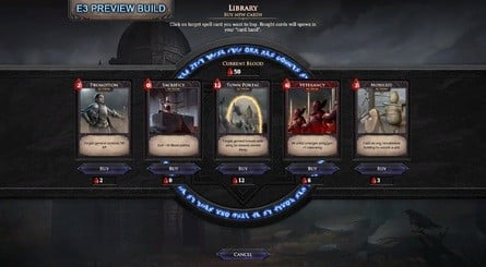 Immortal Realms Vampire Wars 9 E3 Preview