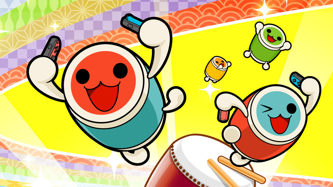 Free Switch Demo For Taiko No Tatsujin Drum N Fun Now Available Dont Know If All Switches Are The Same Maybe They A Crazy Colourful Rhythm Game Has Appeared On European Eshop