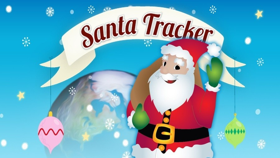 Santa Tracker Switch