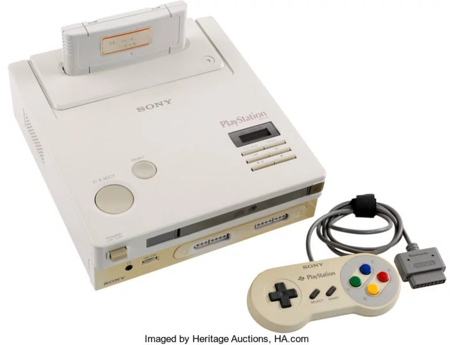 Heritage Auctions Nintendo PlayStation