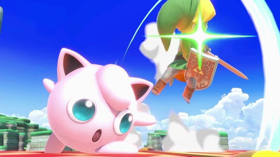 Jigglypuff in Ultimate