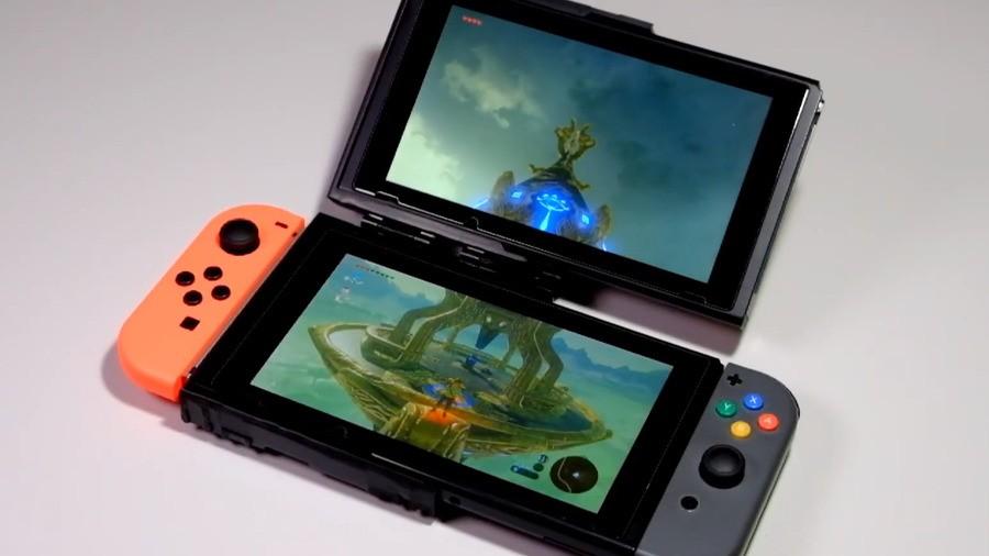 New Nintendo Switch DS
