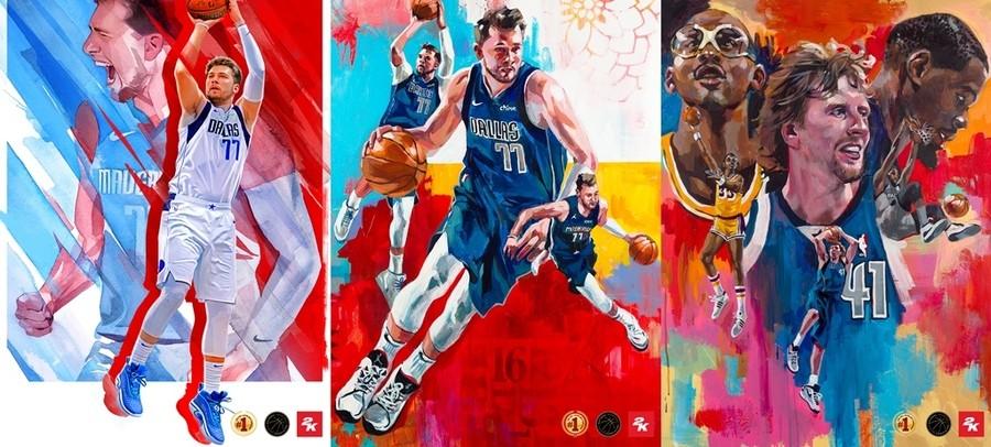 NBA2K22 GlobalEditions