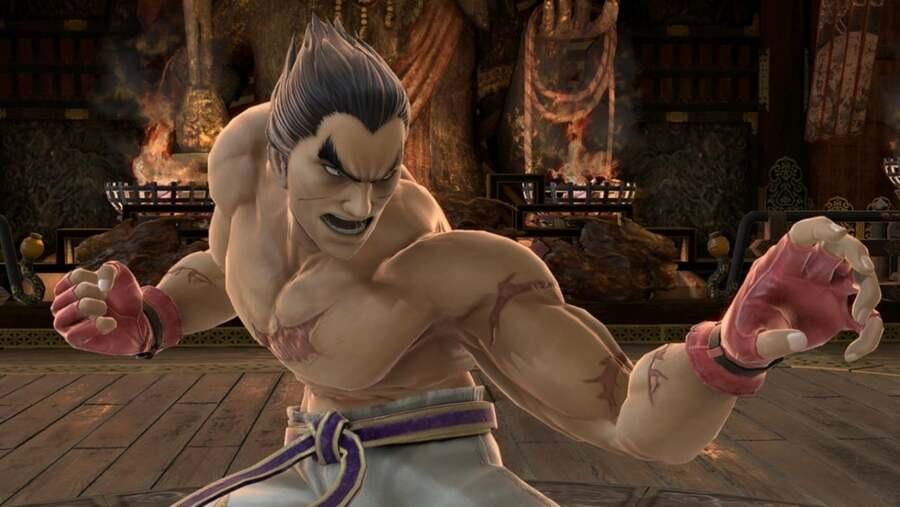Super Smash Bros Ultimate x Tekken