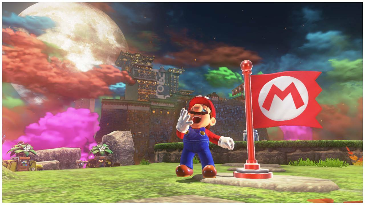 Super Mario Odyssey Bowser S Kingdom Power Moon Locations And