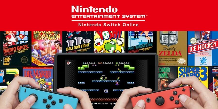Nintendo Switch Online Service Latest