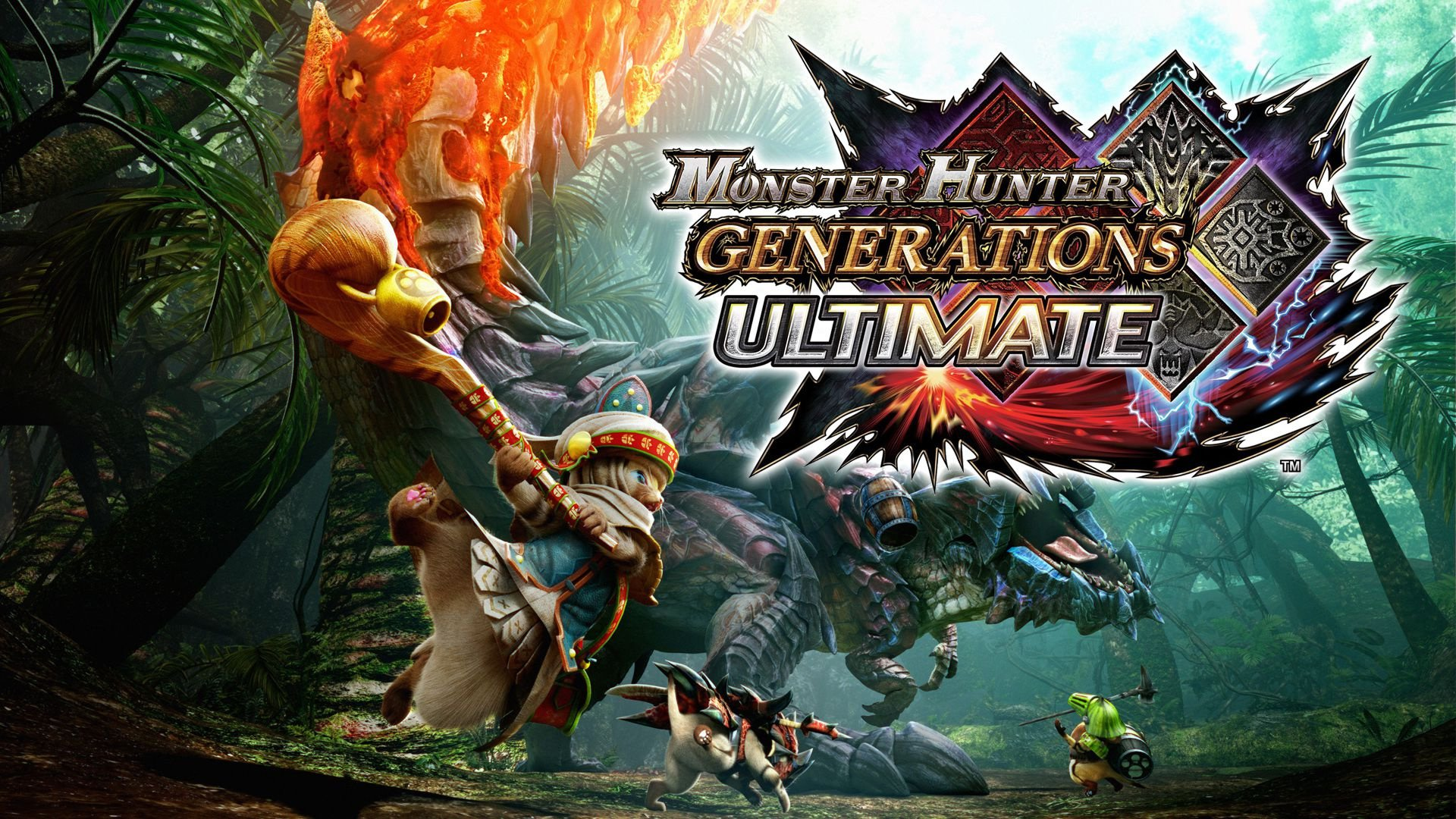 Getting Started With Monster Hunter Generations Ultimate On Nintendo