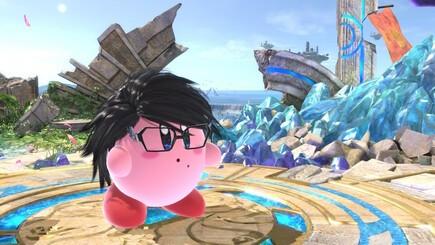 63. Bayonetta Kirby
