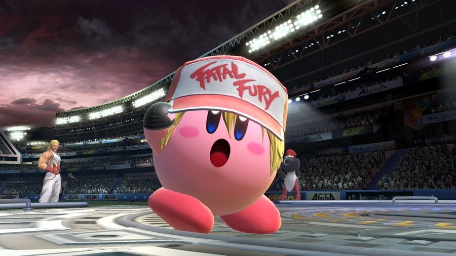 Kirby the fatal cutie
